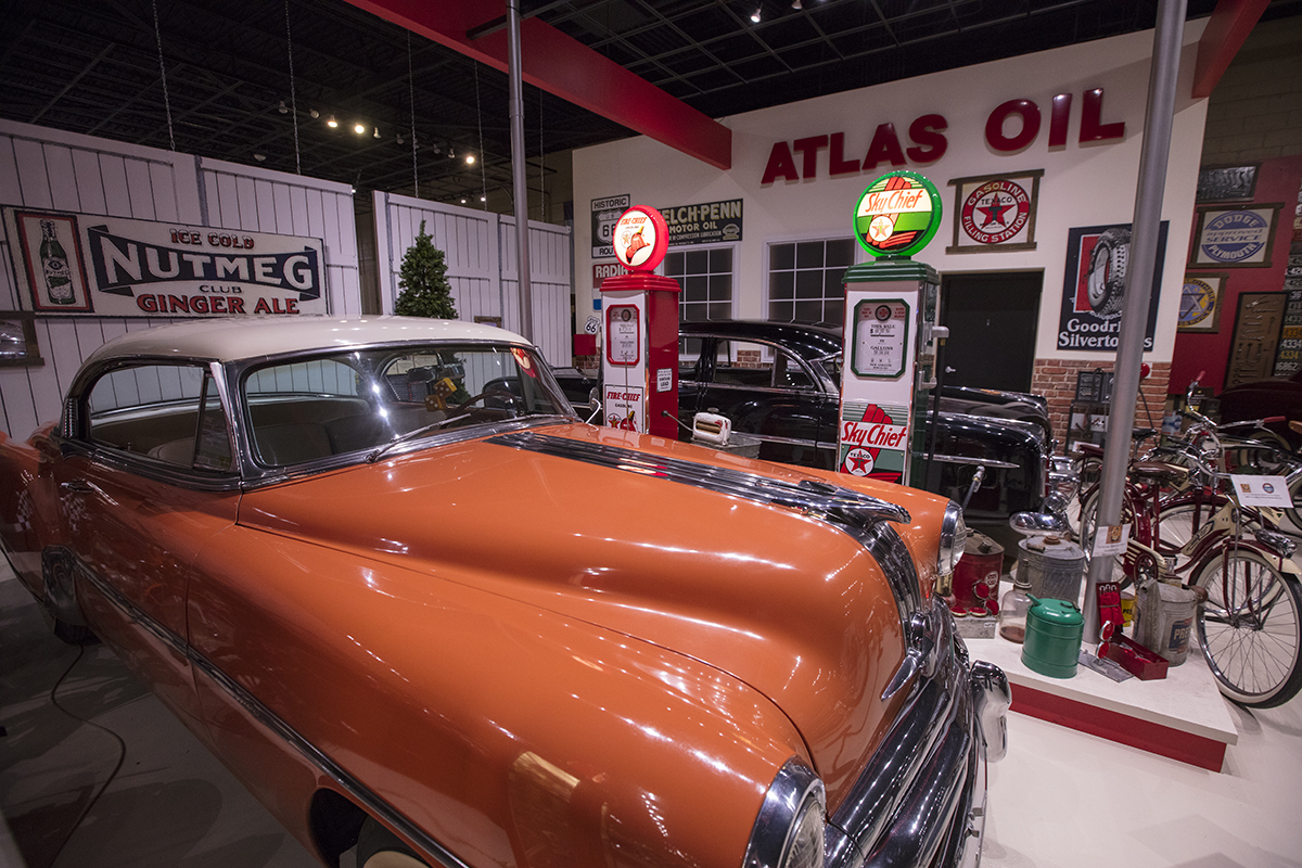 Classic Car Collection Kearney