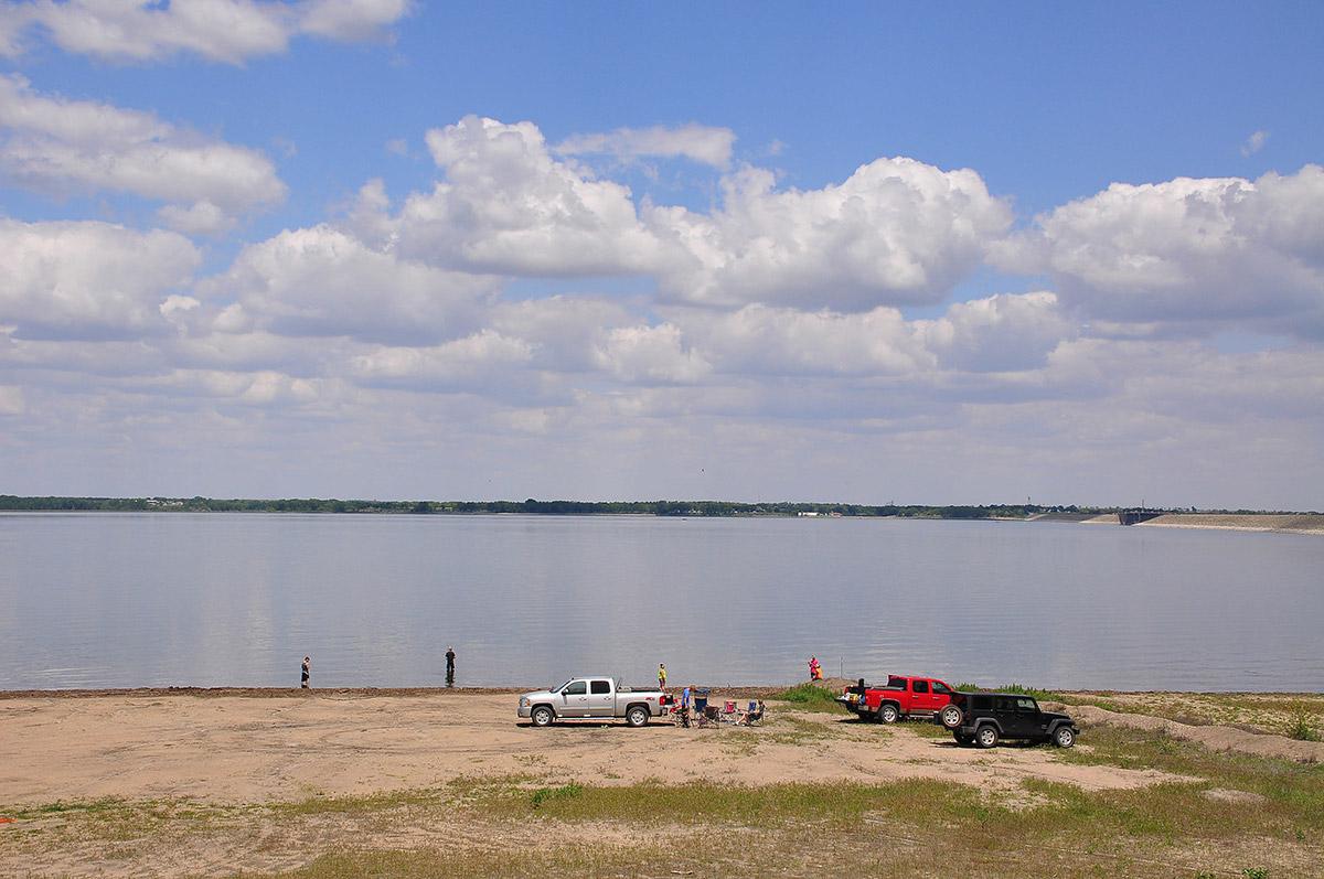 Harlan County Lake - Alma Nebraska