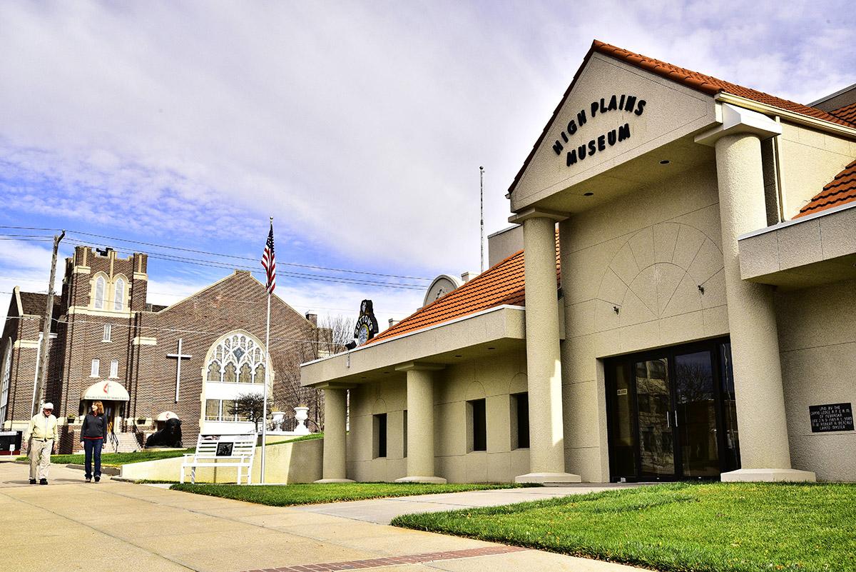 High Plains Museum Mccook Nebraska