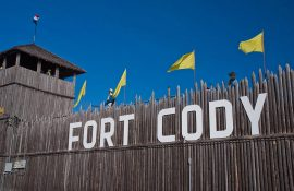 North Platte, Fort Cody