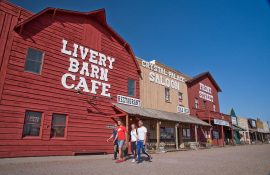 Livery Barn Cafe - Ogallala