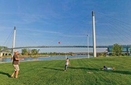 Omaha Riverfront story