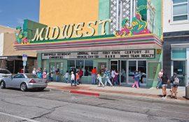 Midwest Theater in Scottsbluff, Nebraska