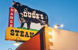 Dance steak - Sidney, NE