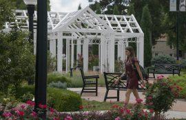 Lincoln Sunken Gardens