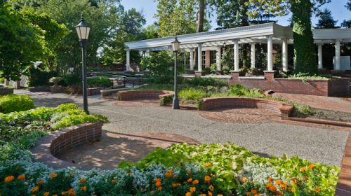 President Gerald R. Ford Birthsite and Gardens - Omaha Nebraska