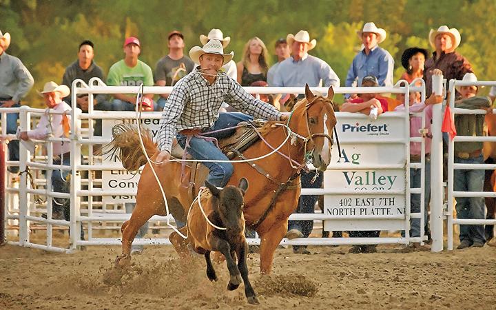 136th Annual Buffalo Bill Rodeo