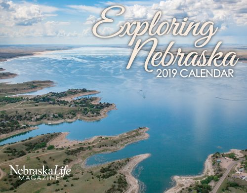 Exploring Nebraska 2019 Calendar